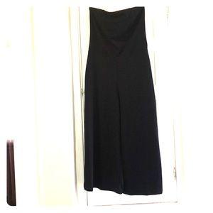 Zara Strapless Jumpsuit